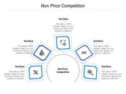 Non Price Competition Ppt Powerpoint Presentation Pictures Slides Cpb
