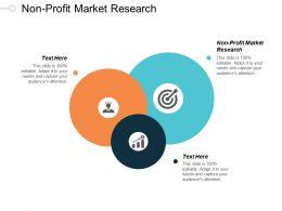 Non Profit Market Research Ppt Powerpoint Presentation Pictures Design Inspiration Cpb