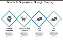 Non Profit Organization Strategic Planning Resources Business Plans Development Cpb