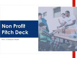 Non Profit Pitch Deck Ppt Template