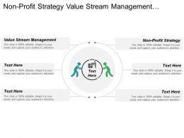Non Profit Strategy Value Stream Management Development Organization Cpb