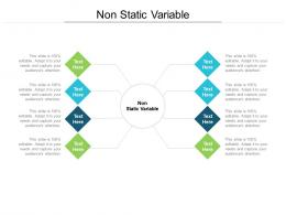 Non Static Variable Ppt Powerpoint Presentation Portfolio Professional Cpb