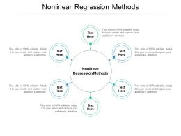 Nonlinear Regression Methods Ppt Powerpoint Presentation Ideas Files Cpb