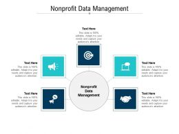 Nonprofit Data Management Ppt Powerpoint Presentation Portfolio Picture Cpb