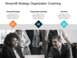Nonprofit Strategy Organization Coaching Expectation Management Compensation Structure Cpb