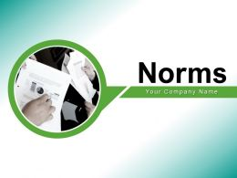 Norms Product Services Comparison Organizational Effective Functioning