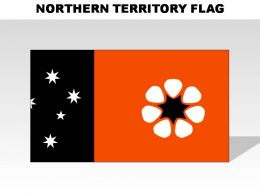 Northern Territory Country Powerpoint Flags