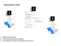 np_three_way_arrow_for_option_representation_powerpoint_temptate_Slide05