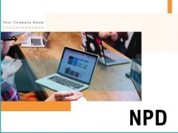 NPD Development Process Evaluation Marketing Strategy