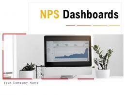 NPS Dashboards Powerpoint Presentation Slides