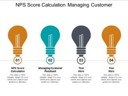 Nps Score Calculation Managing Customer Feedback Innovation Challenges Cpb