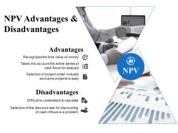Npv Advantages And Disadvantages Ppt Ideas