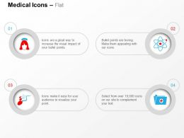 Nurse Human Sperms Medical Kit Ppt Icons Graphics