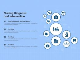 Nursing Diagnosis And Intervention Ppt Powerpoint Presentation Professional