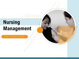 Nursing Management Powerpoint Presentation Slides