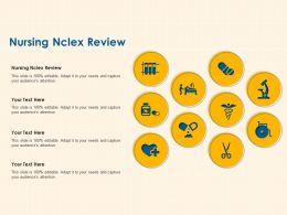 Nursing Nclex Review Ppt Powerpoint Presentation Ideas Backgrounds