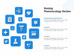 Nursing Pharmacology Review Ppt Powerpoint Presentation Outline Gallery