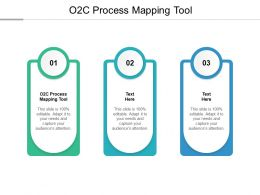 O2C Process Mapping Tool Ppt Powerpoint Presentation Ideas Inspiration Cpb