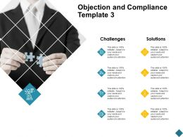 Objection And Compliance Checklist Management Ppt Powerpoint Presentation File Design Inspiration