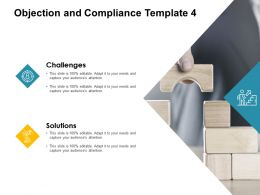 Objection And Compliance Growth Management Ppt Powerpoint Presentation File Elements
