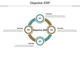 Objective ERP Ppt Powerpoint Presentation Summary Demonstration Cpb
