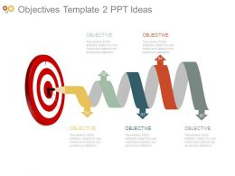 Objectives Template2 Ppt Ideas