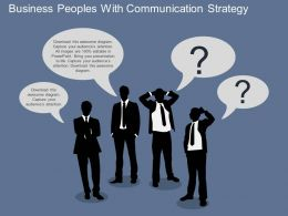 od_business_peoples_with_communication_strategy_flat_powerpoint_design_Slide01