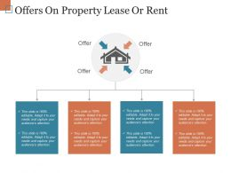 Offers On Property Lease Or Rent Ppt Sample Download