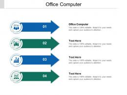 Office Computer Ppt Powerpoint Presentation Gallery Designs Cpb