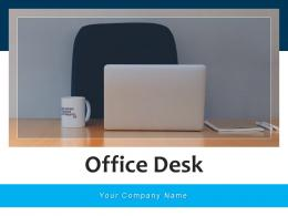 Office Desk Architect Executive Around Conference Equipped Technology Workplace