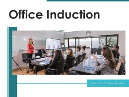Office Induction Employee Orientation Induction Organizational Department Services