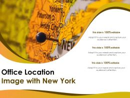 Office Location Image With New York
