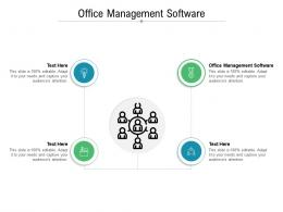 Office Management Software Ppt Powerpoint Presentation Summary Master Slide Cpb