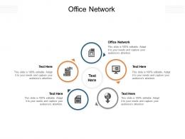 Office Network Ppt Powerpoint Presentation Icon Diagrams Cpb