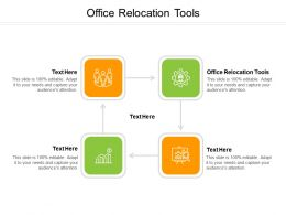 Office Relocation Tools Ppt Powerpoint Presentation Infographic Template Gridlines Cpb