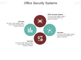 Office Security Systems Ppt Powerpoint Presentation Professional Background Cpb