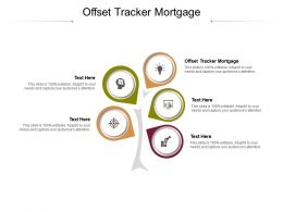 Offset Tracker Mortgage Ppt Powerpoint Presentation File Themes Cpb