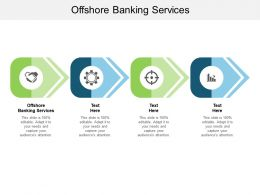 Offshore Banking Services Ppt Infographic Template Clipart Images Cpb