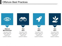 Offshore Best Practices Ppt Powerpoint Presentation Icon Rules Cpb
