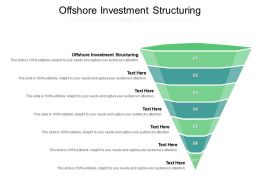 Offshore Investment Structuring Ppt Powerpoint Presentation Professional Tips Cpb