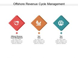 Offshore Revenue Cycle Management Ppt Powerpoint Presentation Portfolio Layout Ideas Cpb