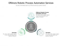 Offshore Robotic Process Automation Services Ppt Powerpoint Presentation Summary Backgrounds Cpb
