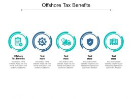 Offshore Tax Benefits Ppt Powerpoint Presentation Model Shapes Cpb