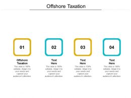 Offshore Taxation Ppt Powerpoint Presentation Portfolio Example Cpb