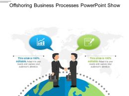 Offshoring Business Processes Powerpoint Show