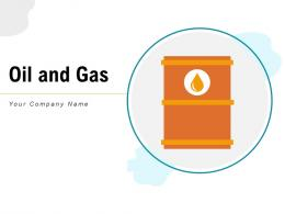 Oil And Gas Storage Representing Transportation Production