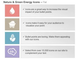 Oil Coal Bio Energy Gas Energy Ppt Icons Graphics