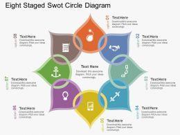 oj_eight_staged_swot_circle_diagram_flat_powerpoint_design_Slide01