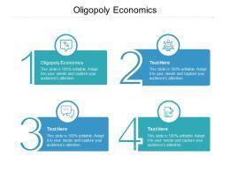 Oligopoly Economics Ppt Powerpoint Presentation Layouts Objects Cpb