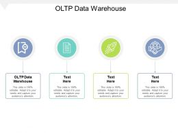 Oltp Data Warehouse Ppt Powerpoint Presentation Pictures Examples Cpb
